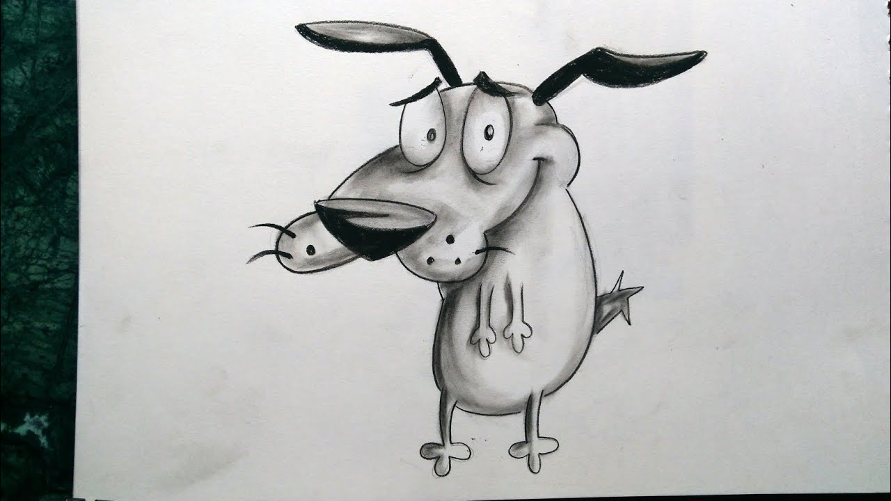 vector freeuse stock . Drawing charcoal cartoon