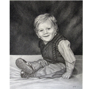graphic freeuse download Portfolio of services detailed. Drawing charcoal child