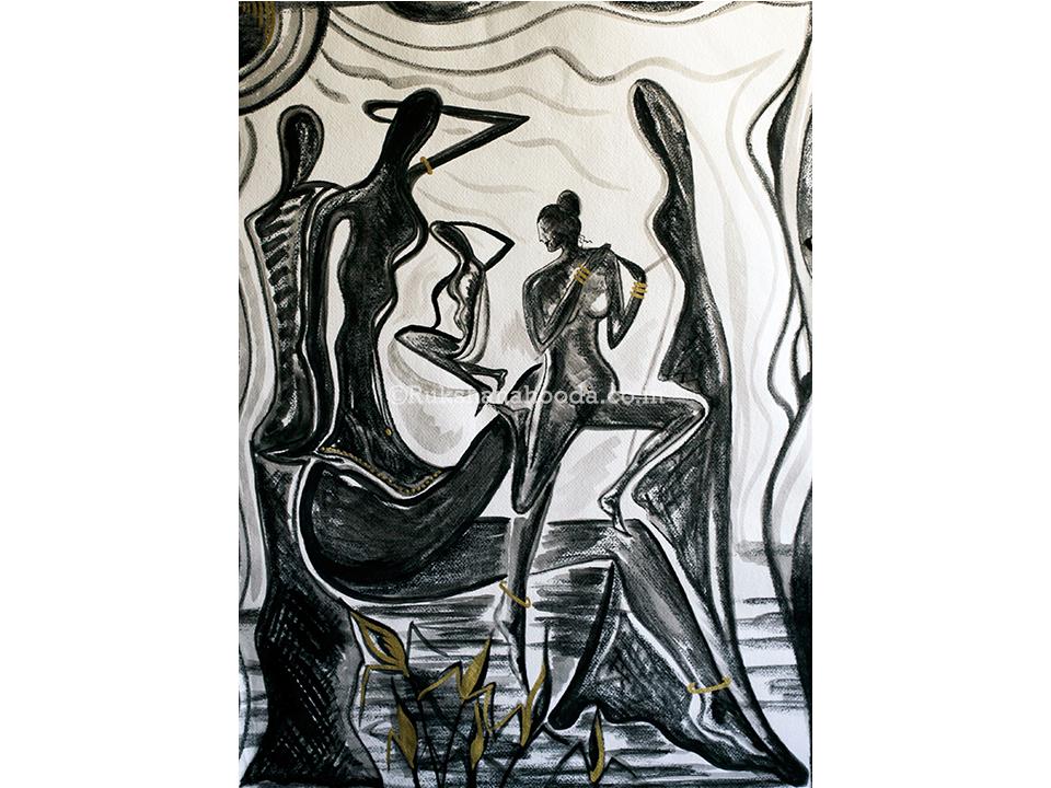 jpg free Charcoal Artworks