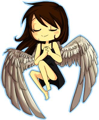 jpg stock Chibi Angel Jess by Nixhil on DeviantArt