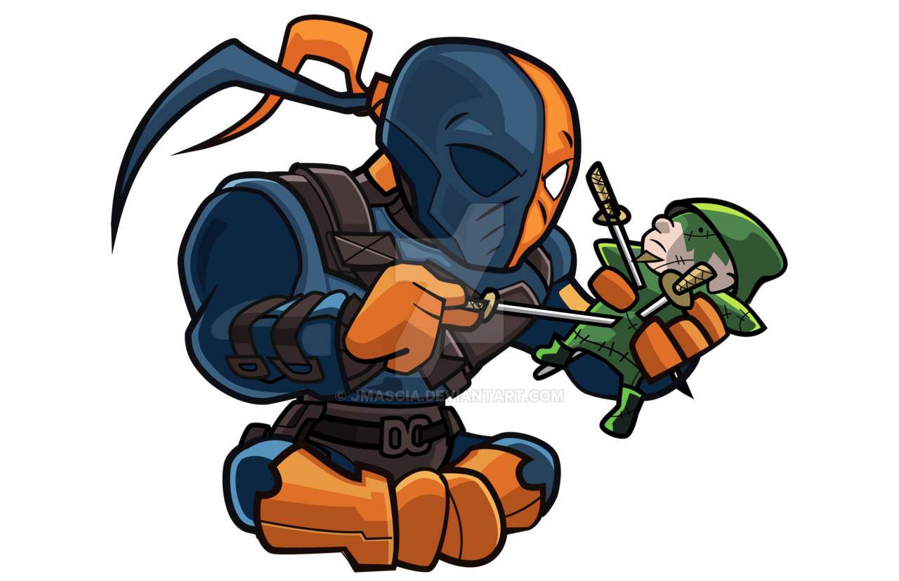 picture library download Deathstroke VooDoo by jmascia on DeviantArt