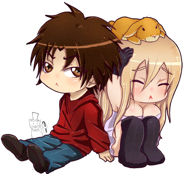 svg black and white library drawing chibis hugging #93814711