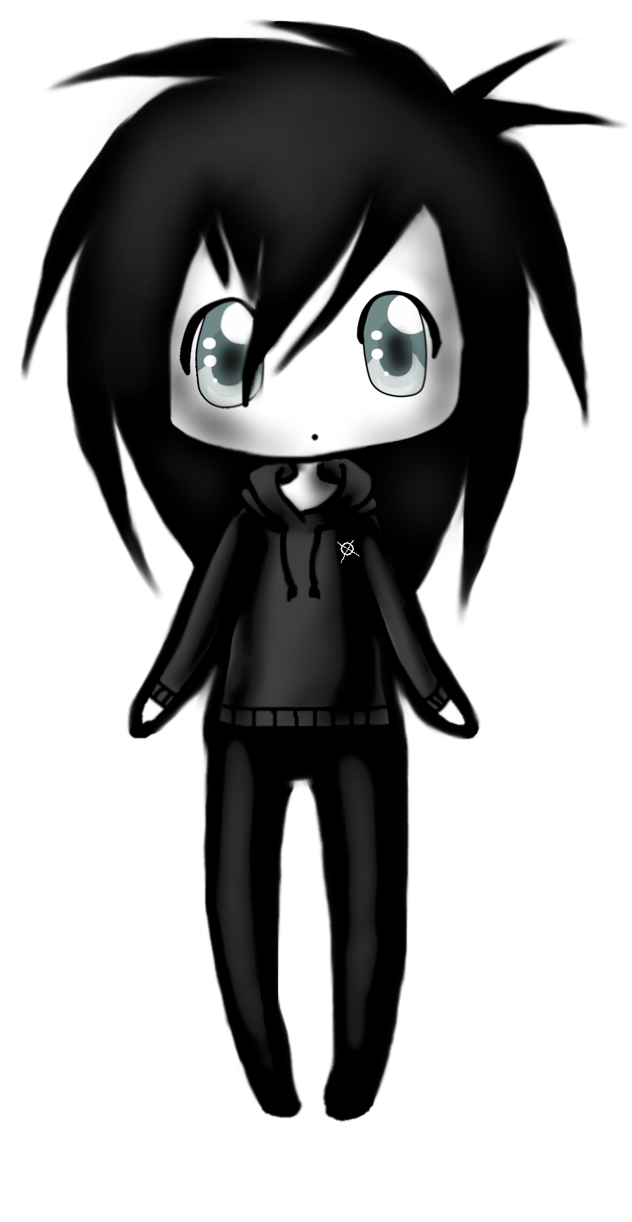 picture black and white download cute jeff the killer