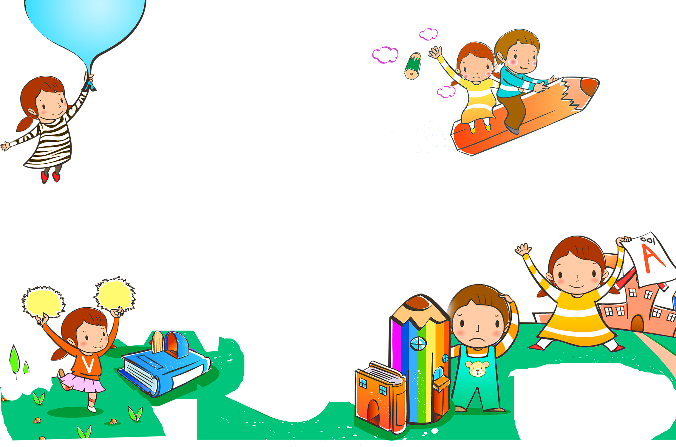 clip art royalty free library Collection of free Children drawing