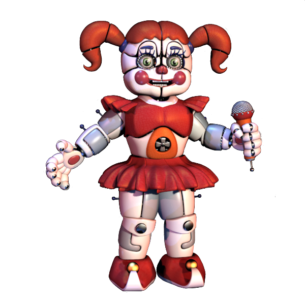 banner stock Circus Baby