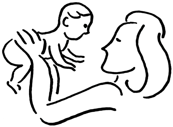 image transparent stock Parent And Child Drawing at GetDrawings