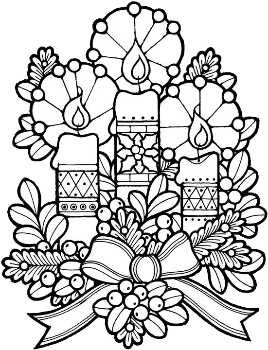 png black and white library Christmas Designs Drawing at GetDrawings