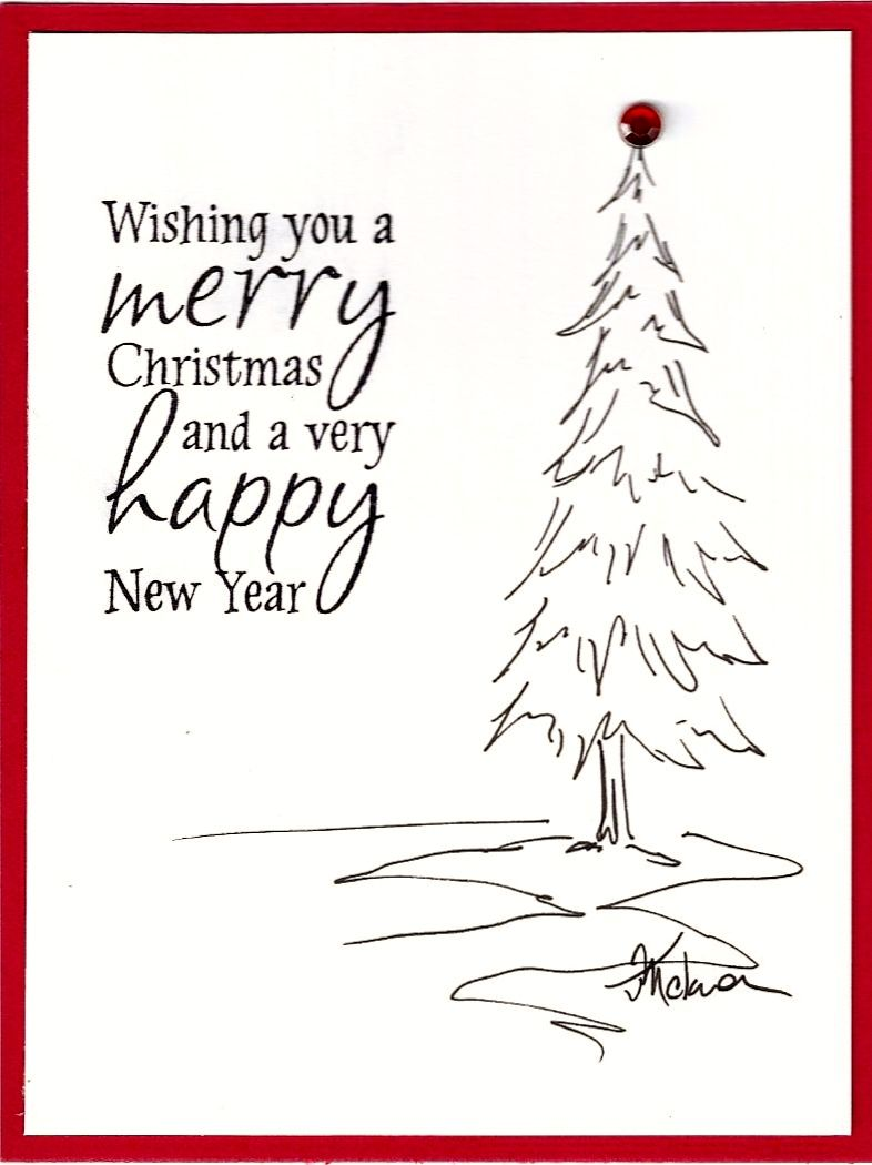 banner download Card with original joanne. Drawing christmas pen and ink