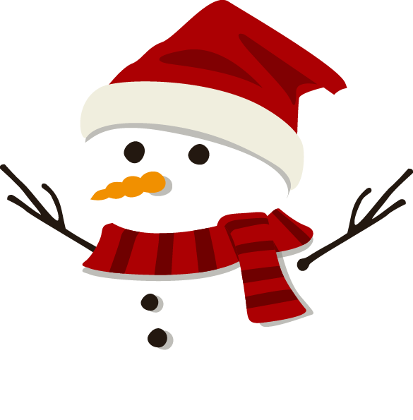 clipart free download Drawing christmas snowman. Cartoon clip art cute