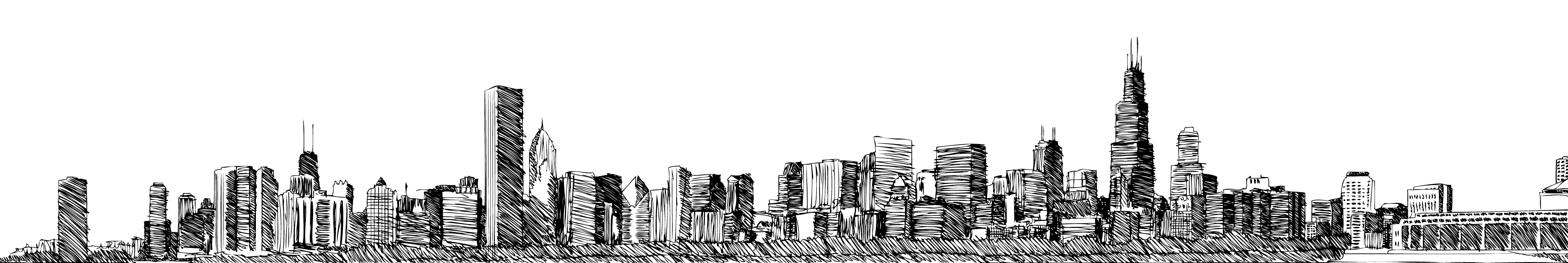 svg royalty free stock Drawing cityscapes. Pin by rick byrne
