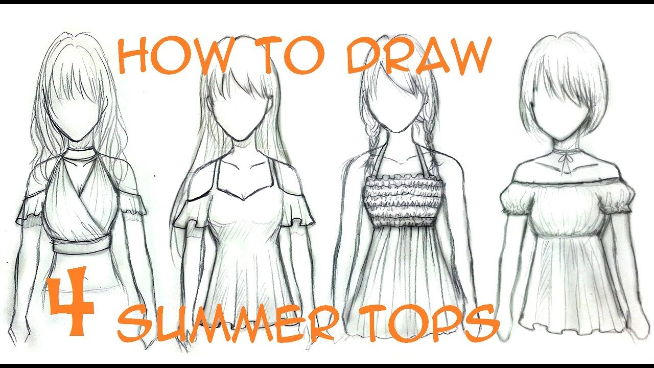 image black and white download Tutorial how to draw. Drawing outfits clothing