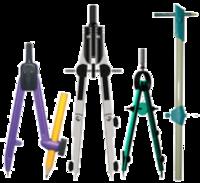 clip art transparent Dividers and Compasses