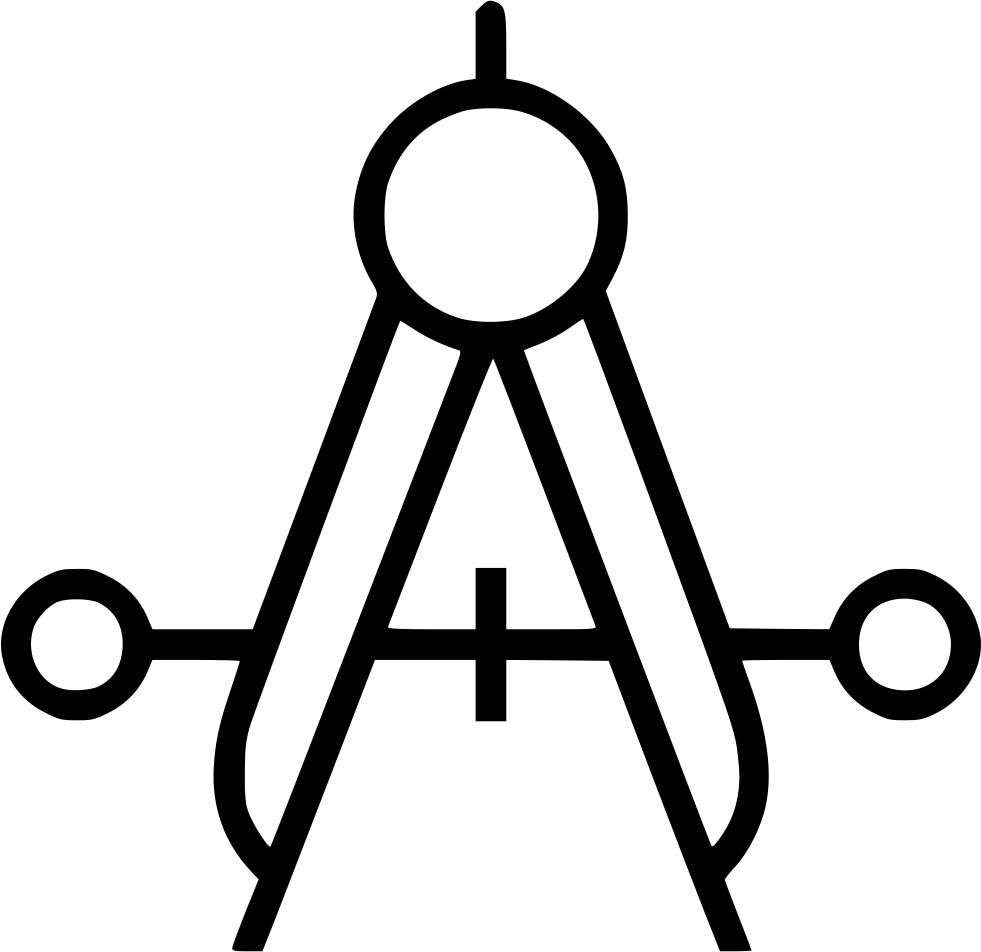 jpg free Compass Measure Drawing Geometry Equipment Svg Png Icon Free