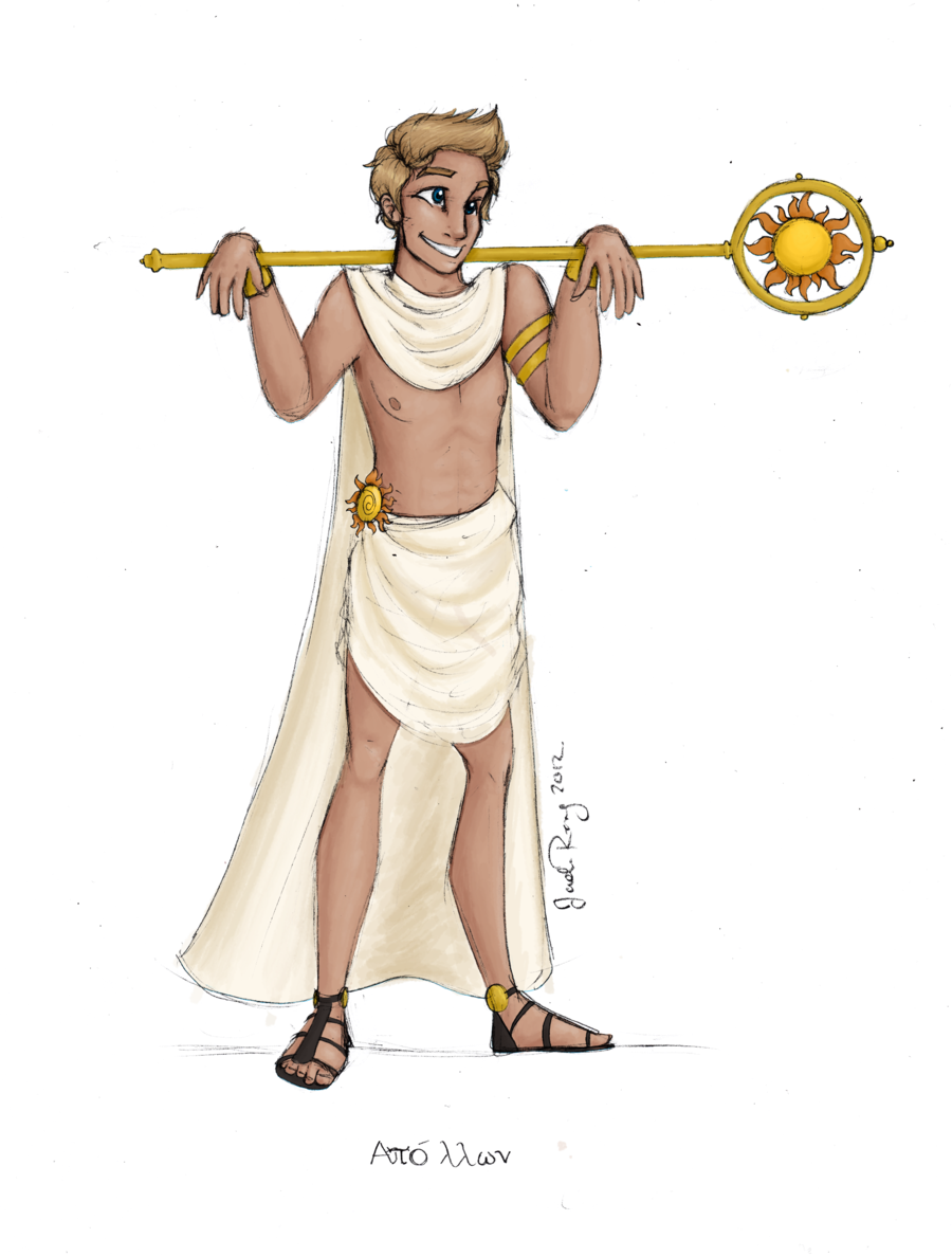 banner freeuse library Greek God