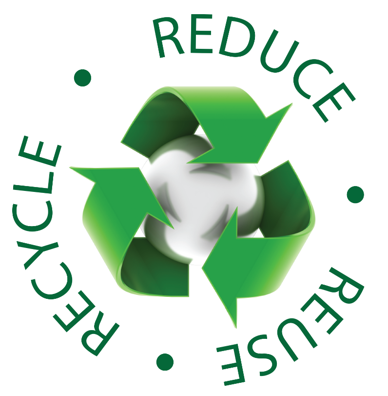 png black and white stock Reduce reuse recycle st. Drawing competitions recycling