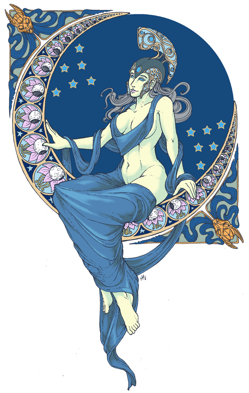 jpg stock Lunaris art