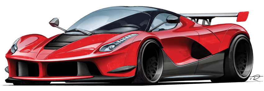 clip art transparent download How to draw cars. Drawing lambo realistic.