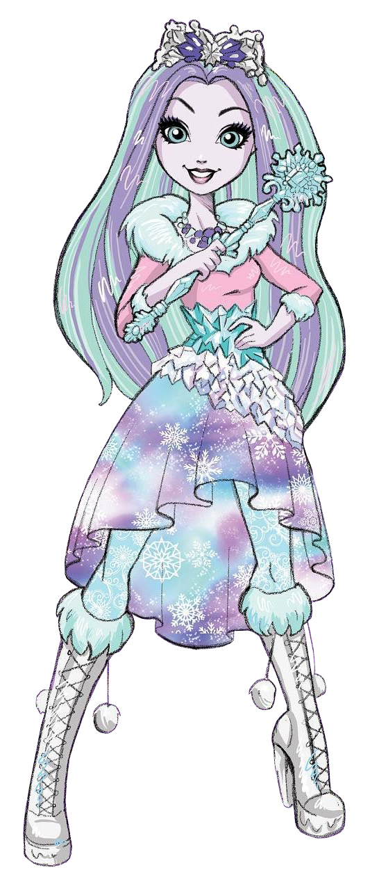clip art freeuse download Crystal Winter