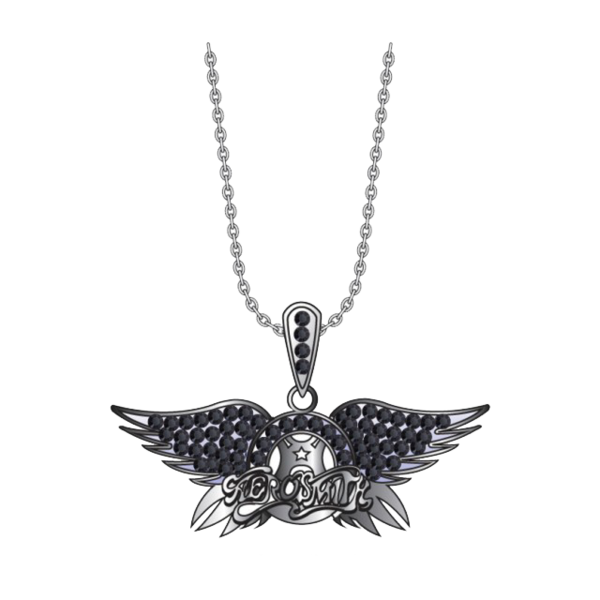 banner freeuse download Crystal wings necklace aerosmith. Bling transparent pendant