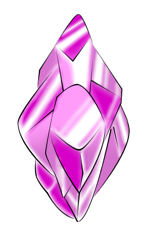 graphic library drawing crystal shard #93936521