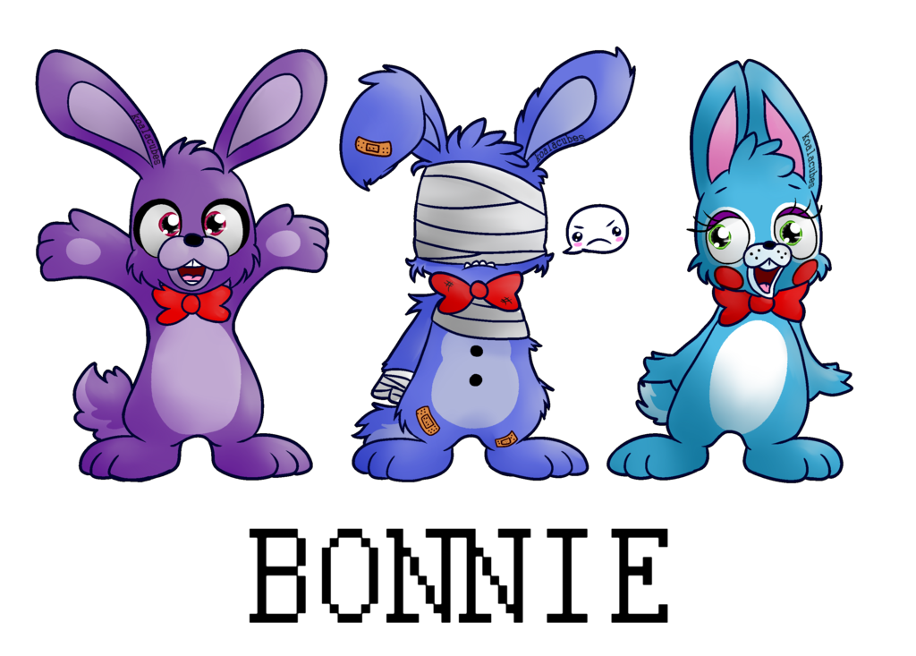 clip library Bonnie the Bunny by Amberlea