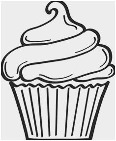 clip art transparent Drawing cupcake cartoon. At paintingvalley com explore