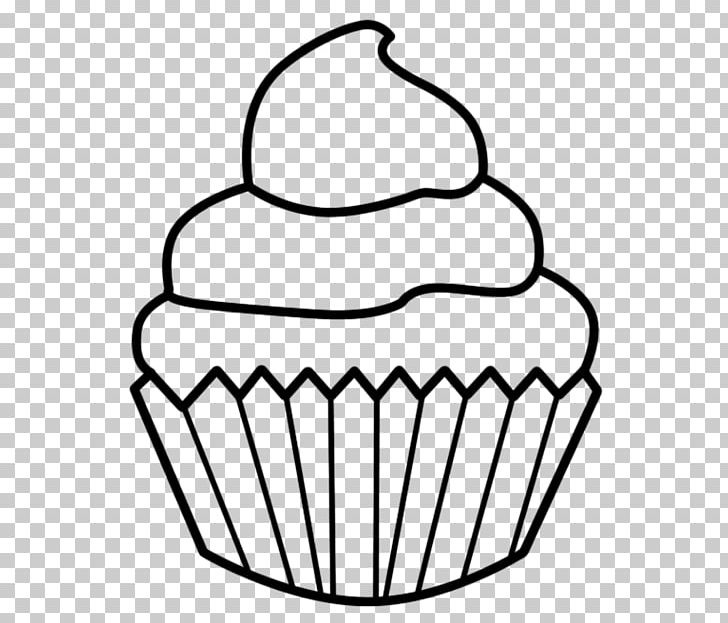 banner library library Easy cupcakes muffin icing. Drawing cupcake frosting