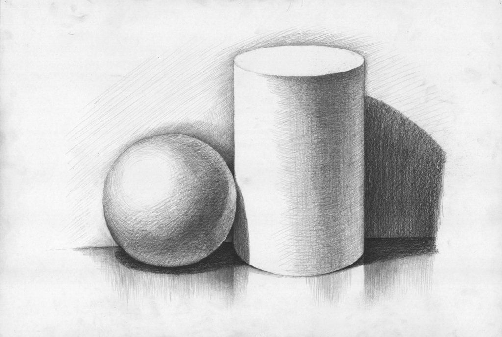 clip art royalty free library June th and cylinder. Drawing cylinders sphere