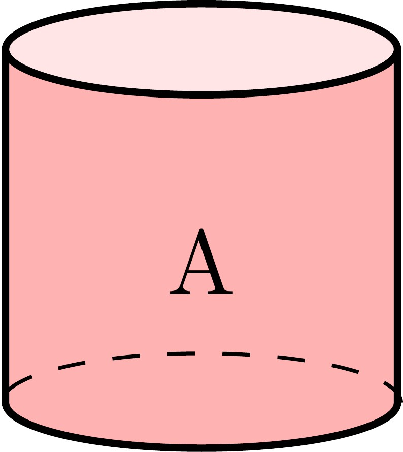 svg transparent stock Creating cylinder with bottom. Drawing cylinders tikz