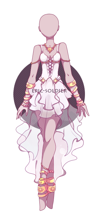 picture transparent Custom outfit commission