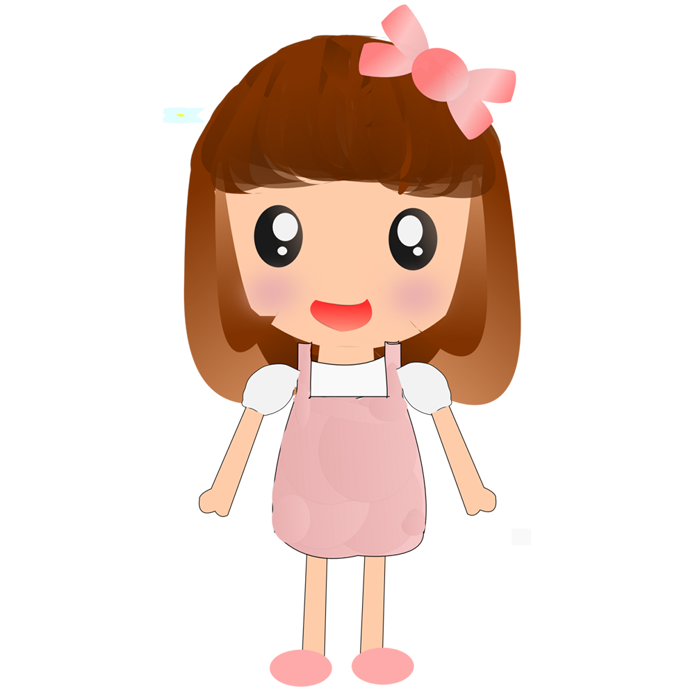 picture free download Cartoon Drawing Girl