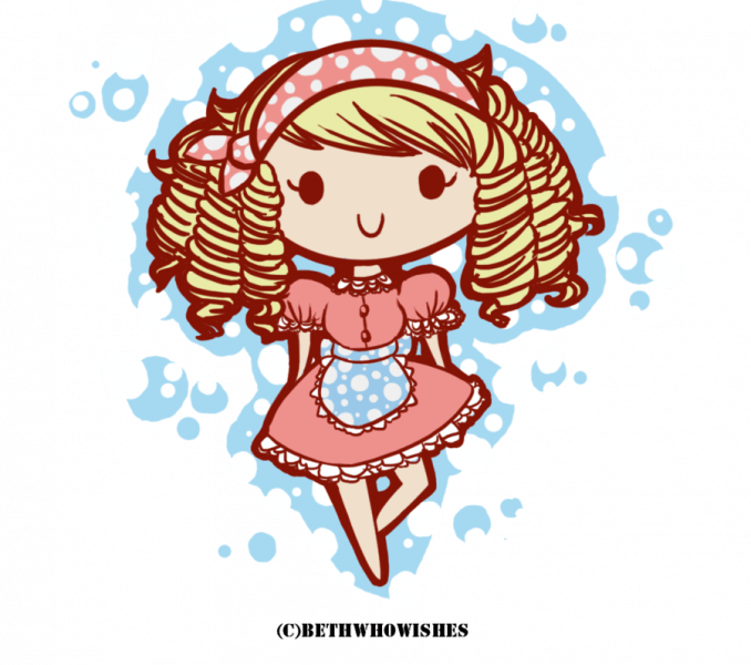 clipart Drawing random cute. Doll images for reviewwalls