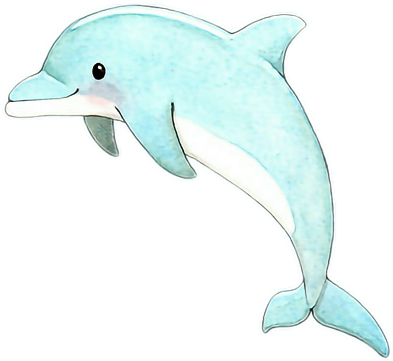 clipart library download anime dolphin