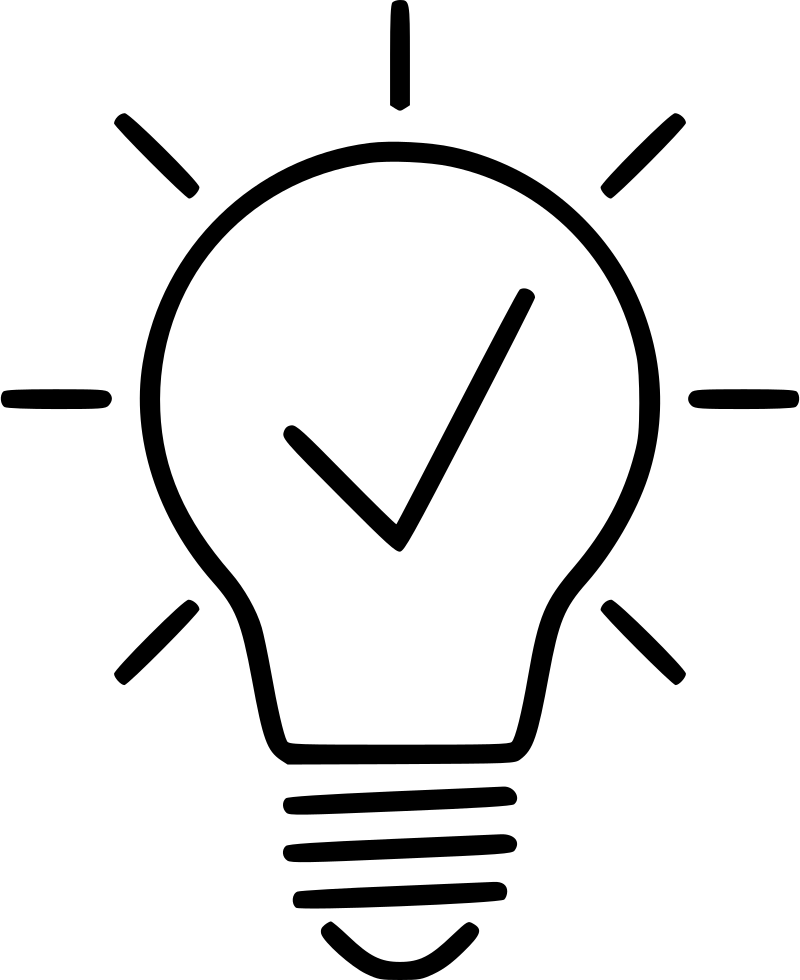 svg free stock Creative Idea Light Bulb Innovation Svg Png Icon Free Download