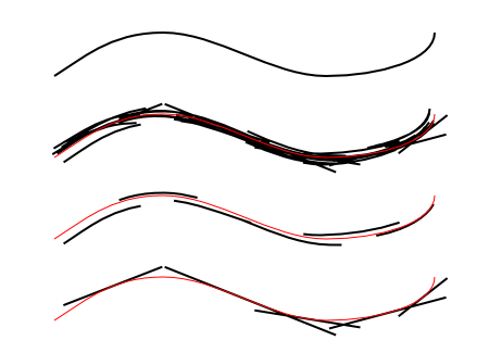 clipart lines drawing sketch #114204641