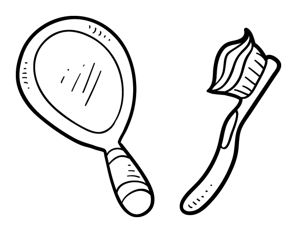 png freeuse Toothpaste drawing easy. Toothbrush at getdrawings com