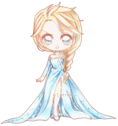 png black and white download Elsa by Lettelira on DeviantArt