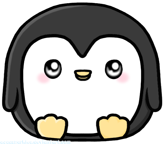 image royalty free library  penguins for free. Drawing penguin cute animal