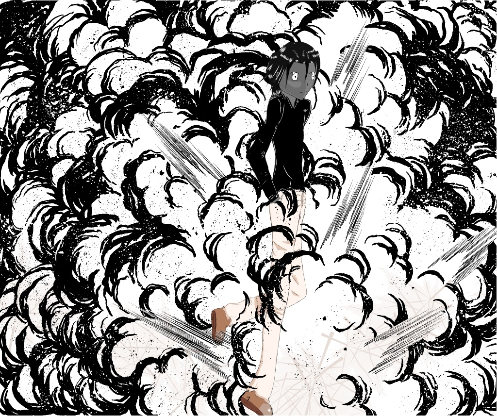 picture transparent download Explosion fan art fanpop. Drawing explosions anime.