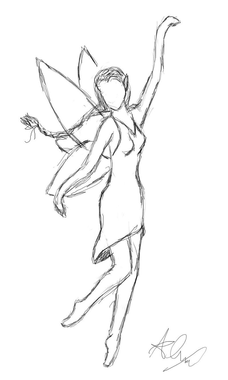 graphic transparent Drawings sketch by godshorsegirl. Drawing fairy.