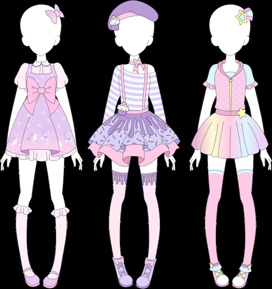 vector library library Fairy Kei Designs