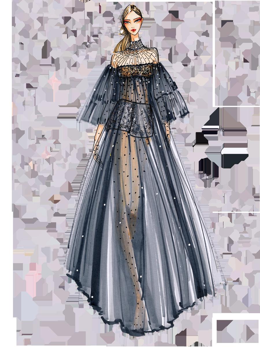 clip transparent stock Clothing Drawing Designer Fashion