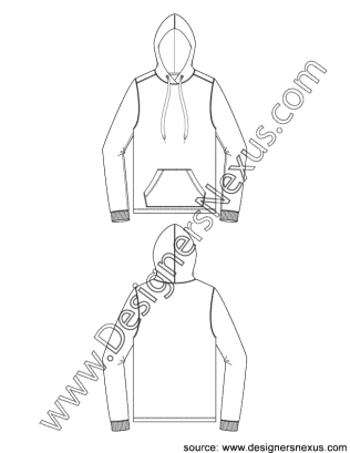 svg transparent stock Mens pullover hoodie with. Drawing sweaters hooded sweatshirt
