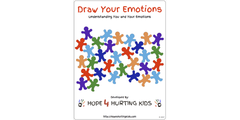 clip library download Draw Your Emotions Workbook