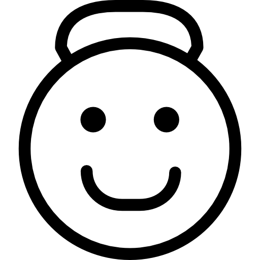 svg library smiling