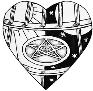 svg freeuse download Wicca Drawing at GetDrawings