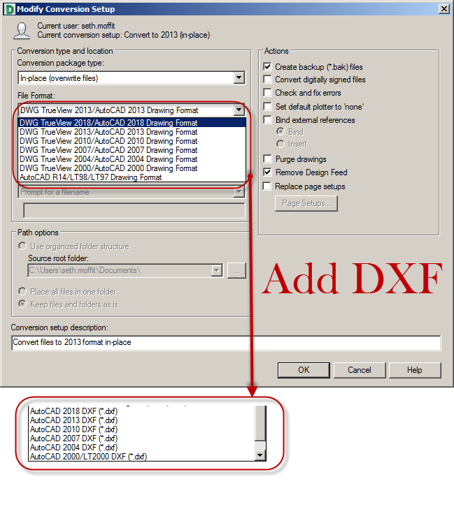 image freeuse Dwg true view dxf. Drawing files.