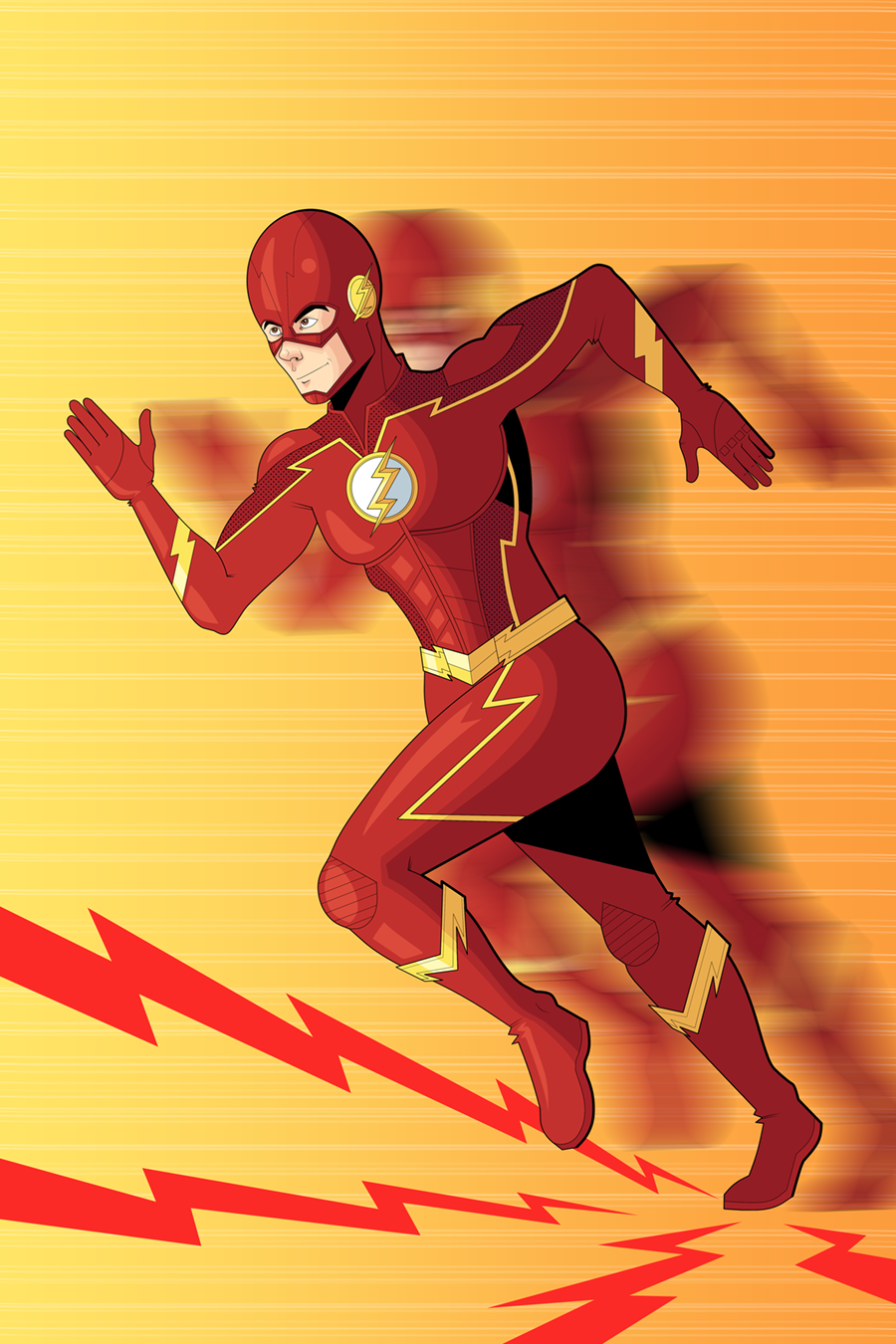 banner transparent download The costume by owenoak. Drawing flash season 4