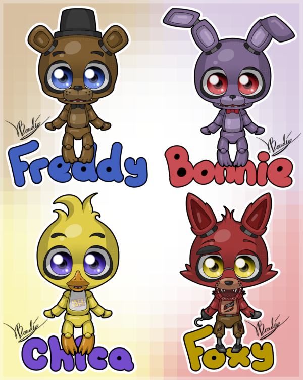 png transparent stock drawing fnaf cute #111834386