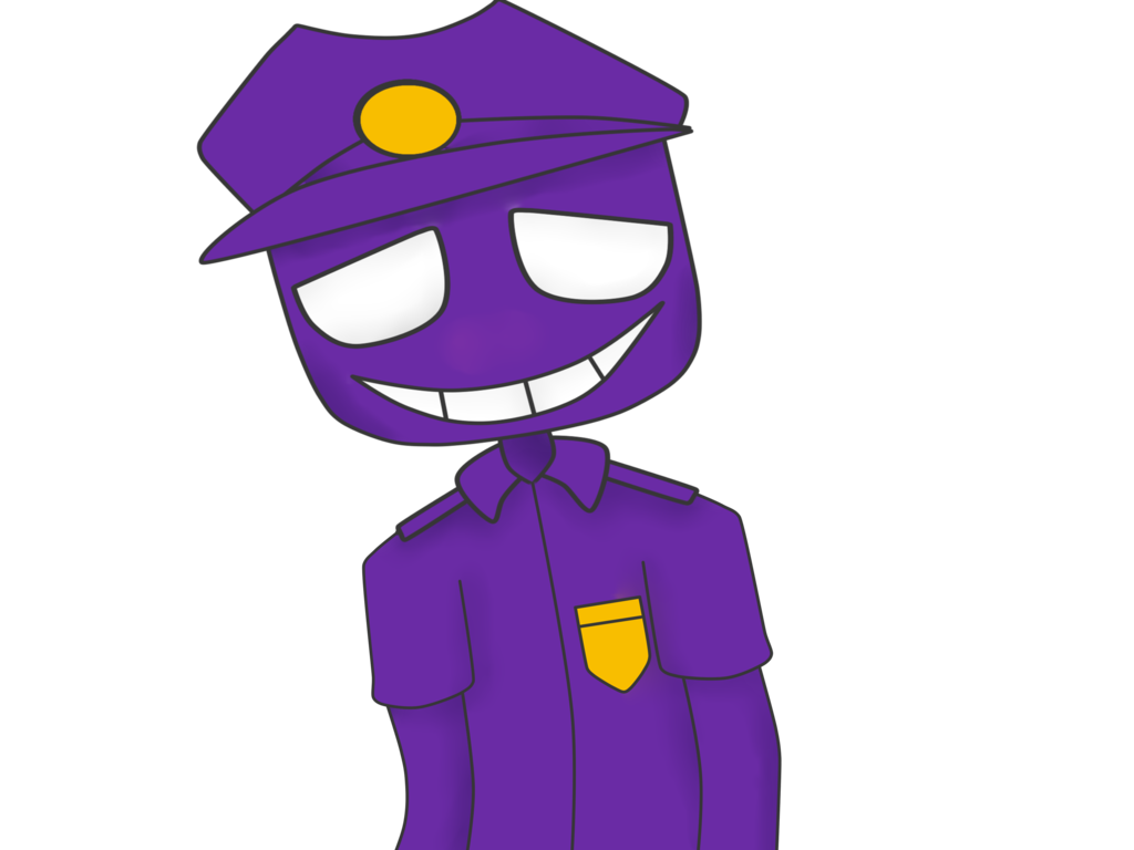 clip free library Purple Guy Vincent by fnaf